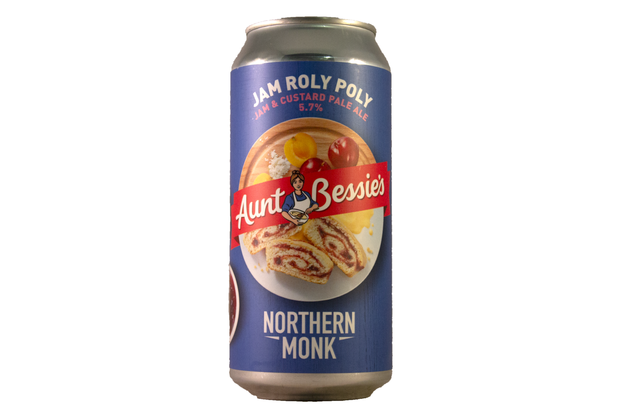 NORTHERN MONK JAM ROLY POLY