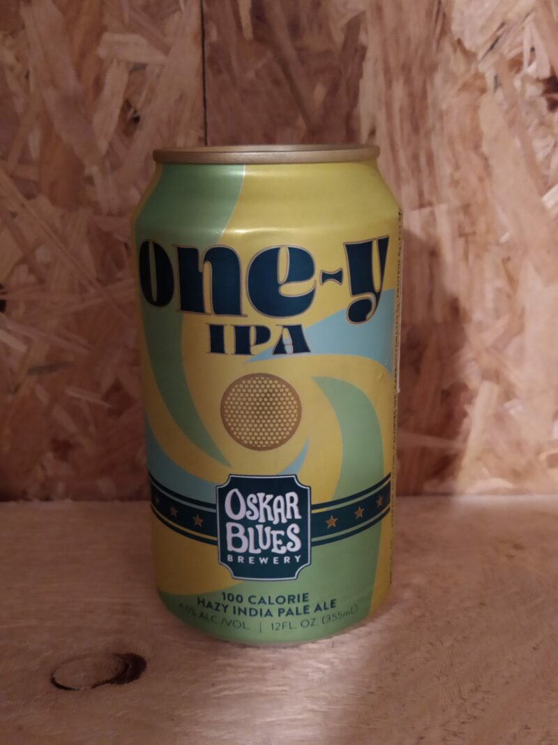 OSKAR BLUES ONE-Y