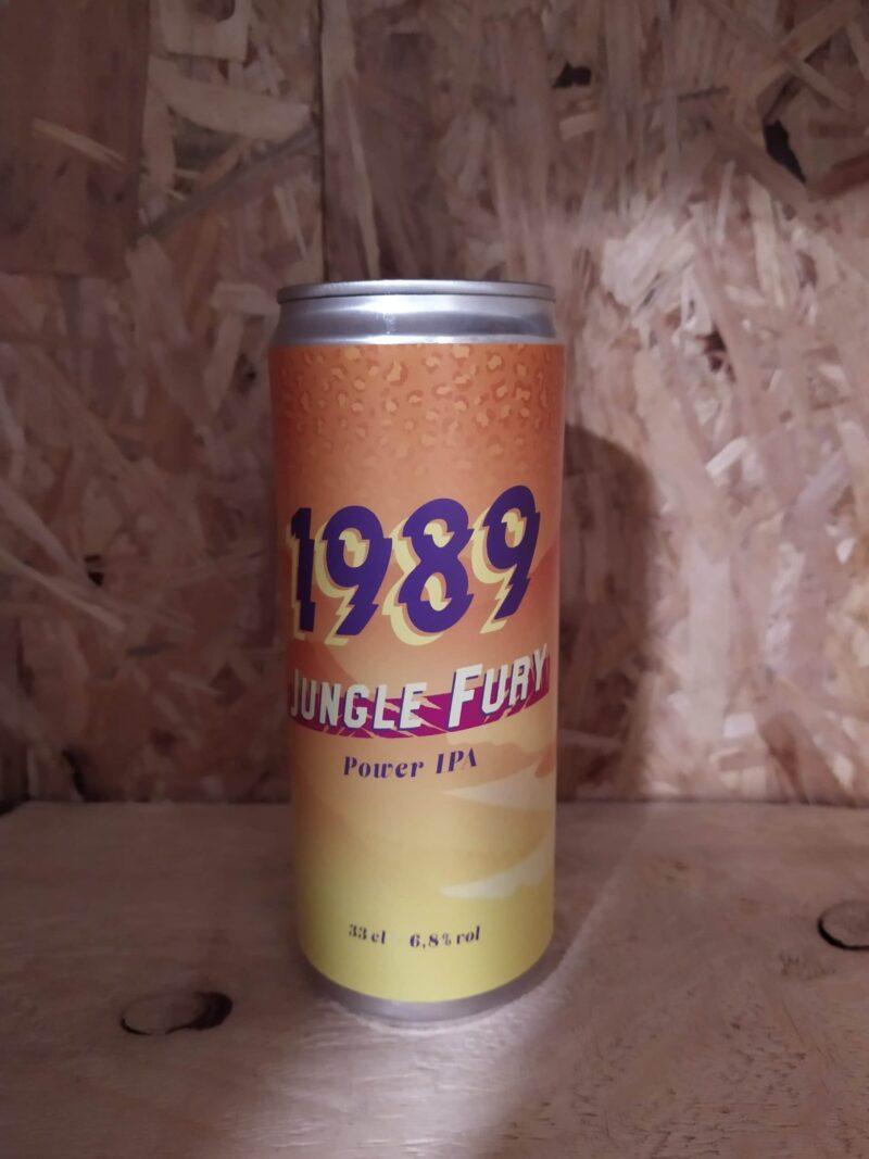 1989 jungle fury