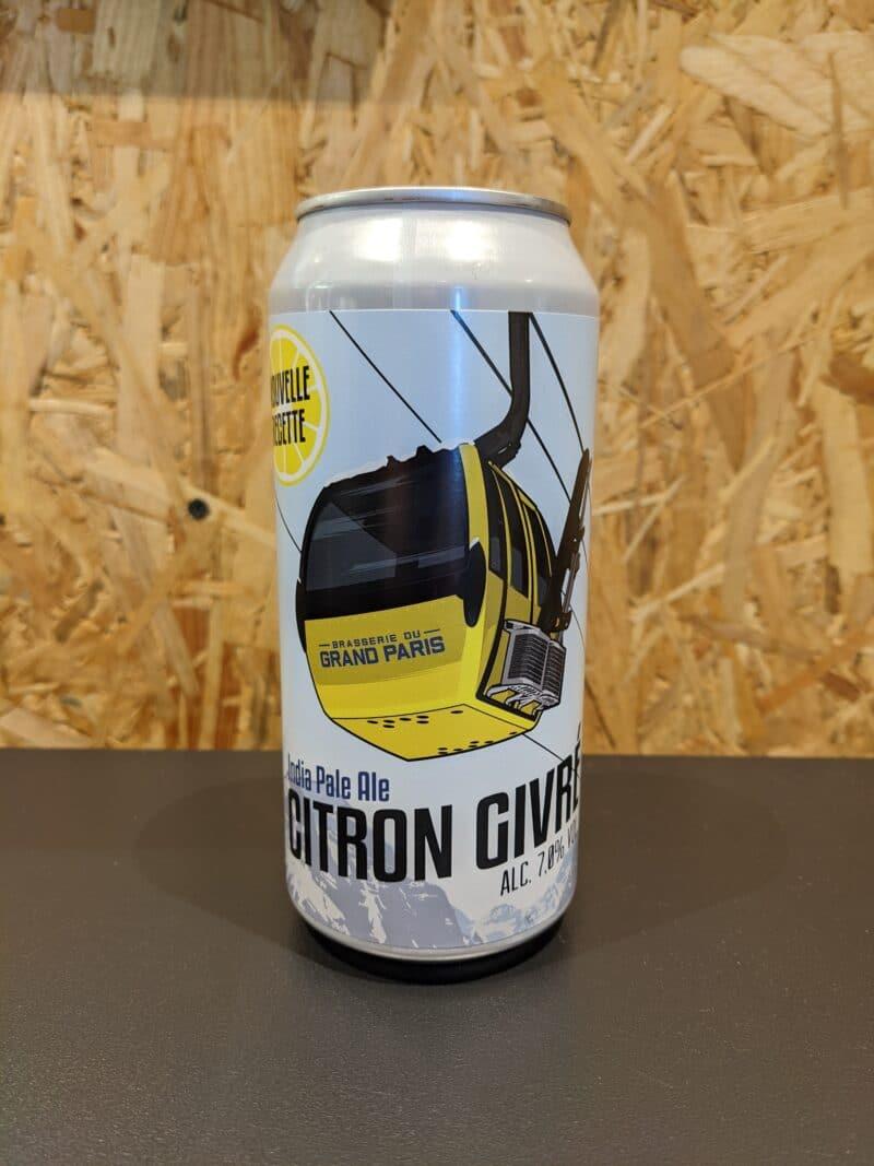 GP CITRON GIVRE